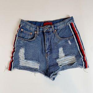 🇺🇸 cutoff shorts
